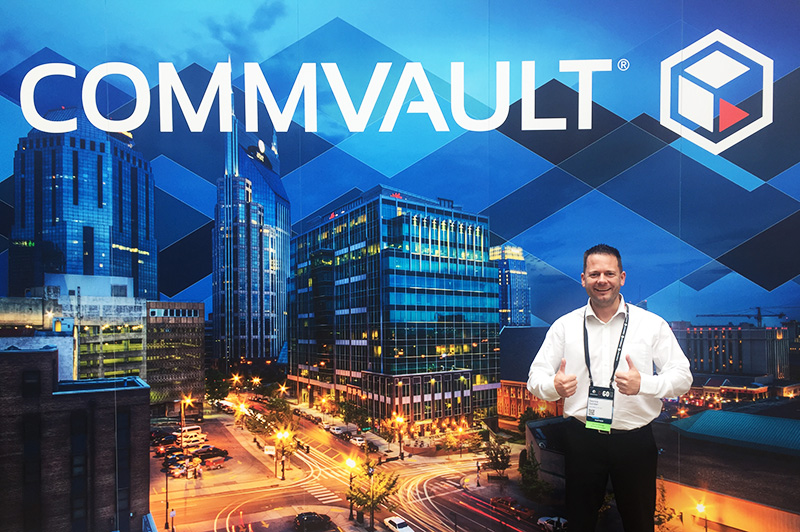 Commvault Go Dennis Sander Consultant ahd