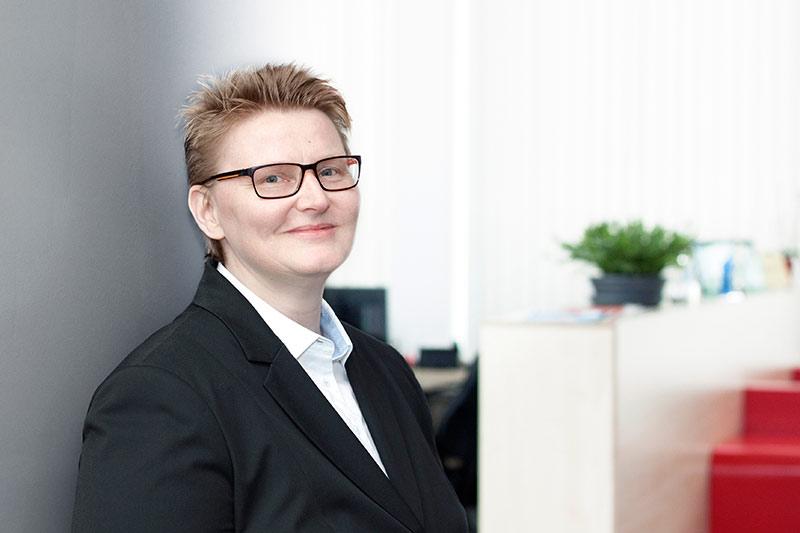 Elisabeth Treier Geschäftsführerin ahd