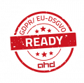 GDPR ready Grafik