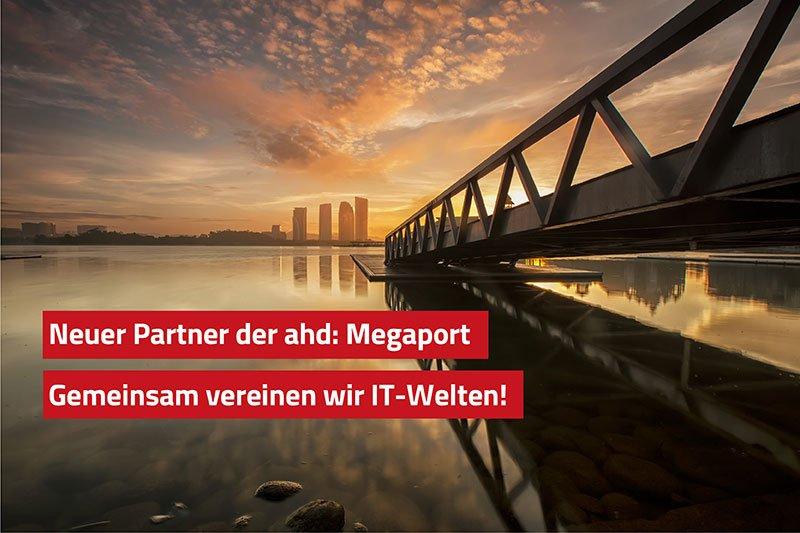 Partnerschaft ahd Megaport