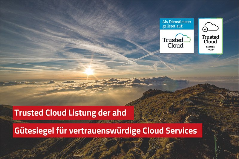 Header Trusted Cloud Listung
