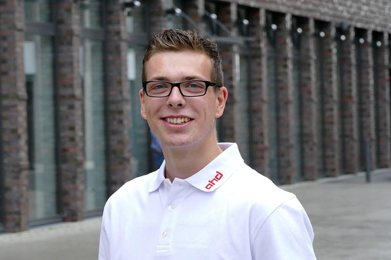 Justin Menge Azubi - ahd Blog
