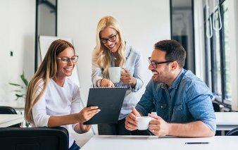 Blogbeitrag Wie New Work die Arbeitswelt verändert Social Media