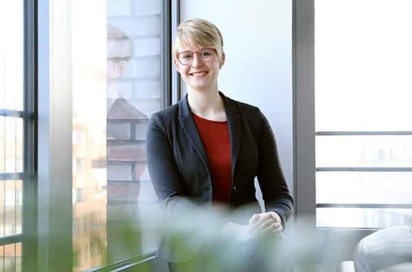 Lisa-Marie Ihnen - Referentin und Moderation Cloud-Themen