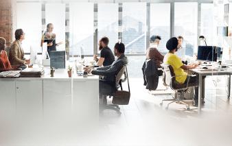 Blogbeitrag Agile Unternehmen Social Media