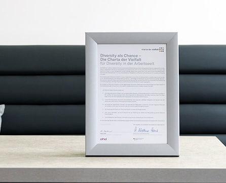 Charta der Vielfalt ahd