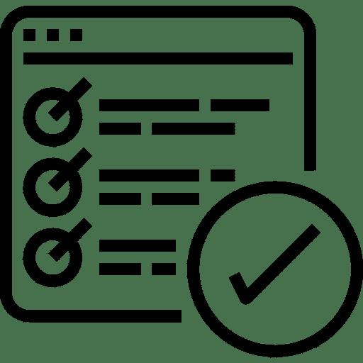 Icon Checkliste Cloud-Workshop